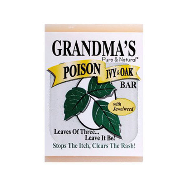 Primary image of Grandma's Poison Ivy Bar Soap