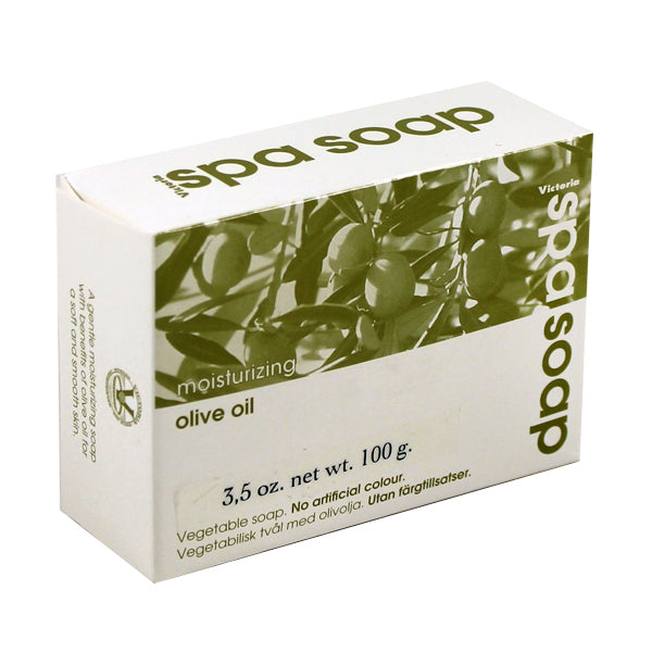 Primary image of Olive Oil Spa Bar Soap