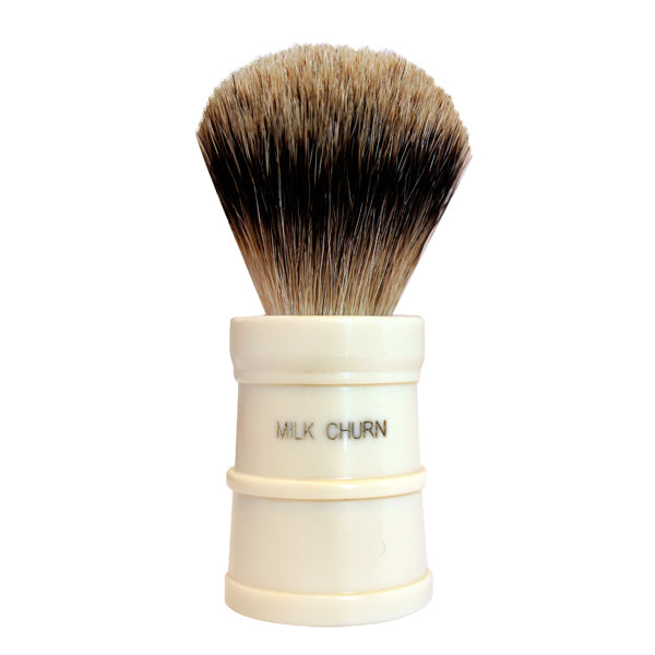 Primary image of Milk Churn MC Best Badger Shaving Brush