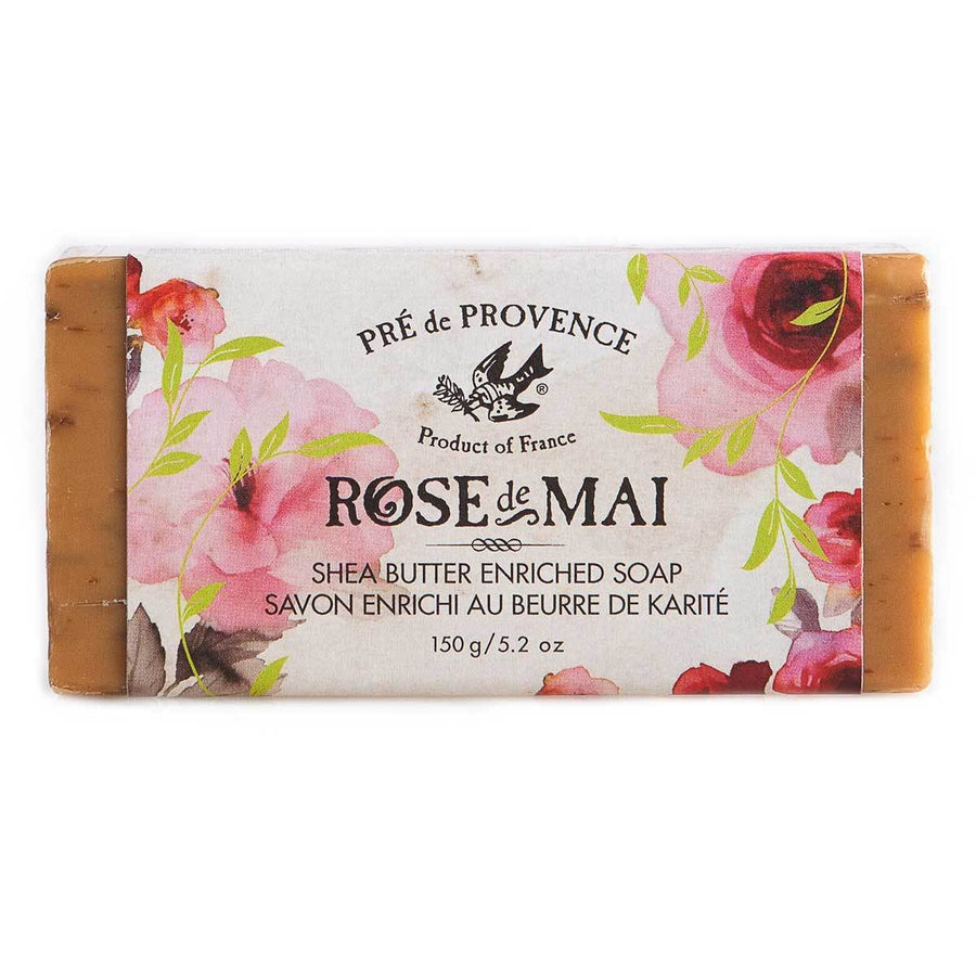 Primary image of Rose de Mai Shea Butter Soap