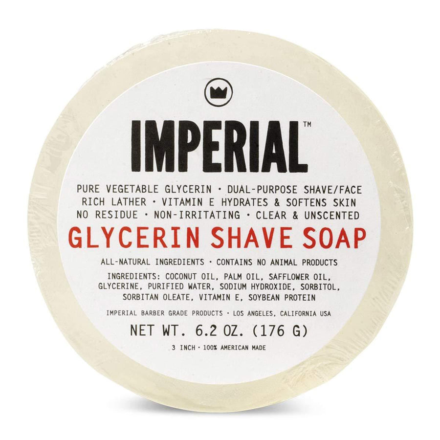 Primary image of Glycerin Shave Soap