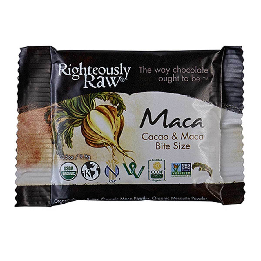 Primary image of Cacao and Maca Bite Size Bar