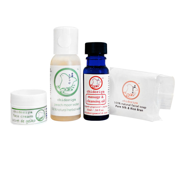 Primary image of Geiko Skincare Set - Dry/Sensitive Skin
