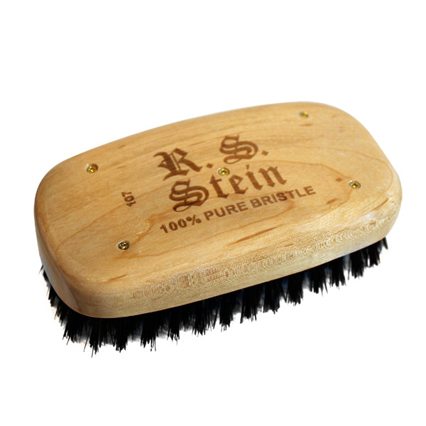 Primary image of Military Style Maple Square Brush - Firm