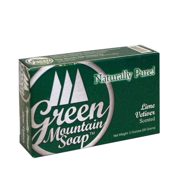 Primary image of Lime Vetiver Wash Soap