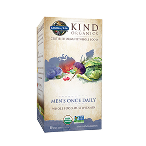 Primary image of Kind Organics Men's Once Daily