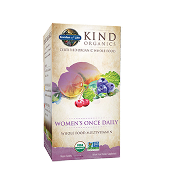 Primary image of Kind Organics Women's Multi Once Daily