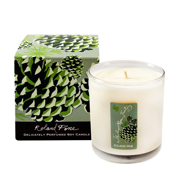 Primary image of Roland Pine Soy Candle