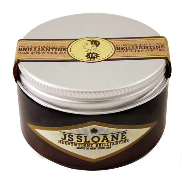 Primary image of Heavyweight Brilliantine Pomade Jar