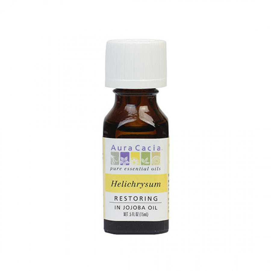 Primary image of Helichrysum - in Jojoba Oil