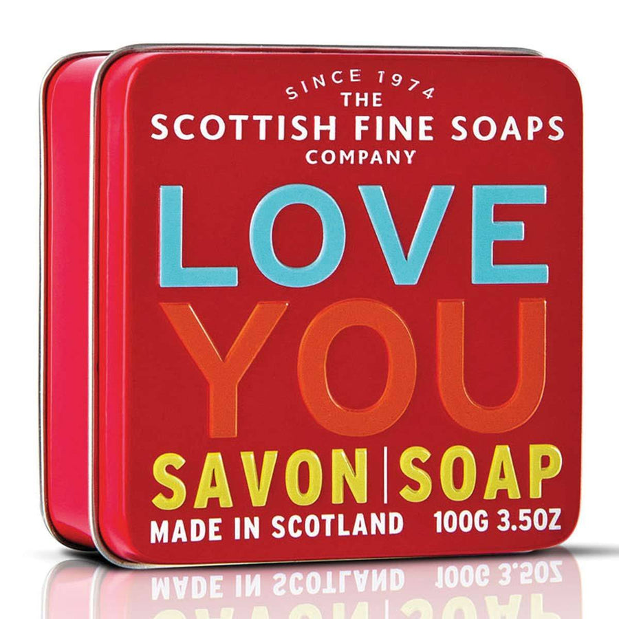 Primary image of Love You Soap Tin