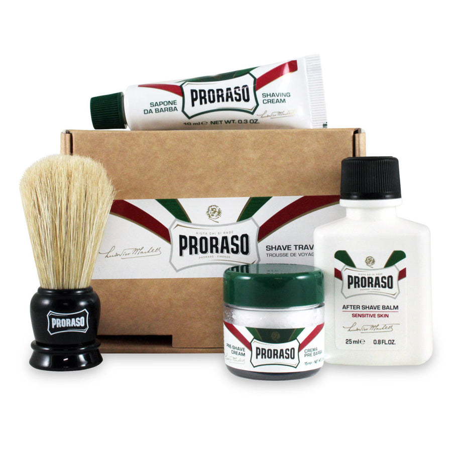 Primary image of Shave Travel Kit