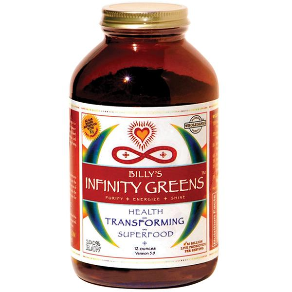 Primary image of Infinity Greens Powder