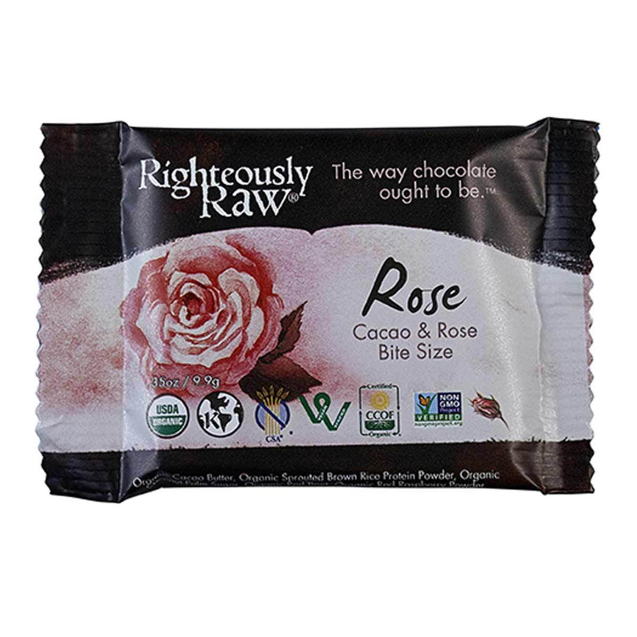 Primary image of Rose and Cacao Bite Size Bar
