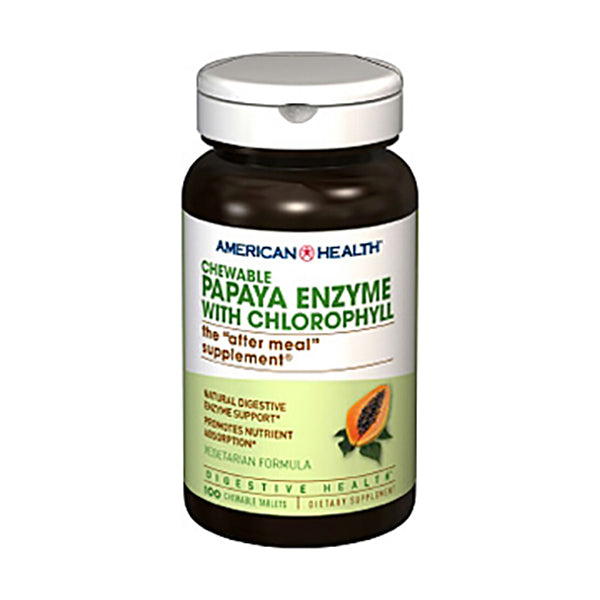 Primary image of Papaya Enzyme + Chlorophyll