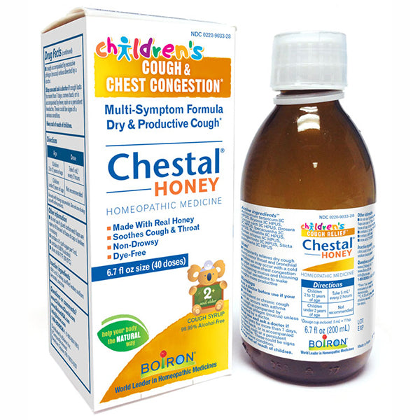 Primary image of Children's Chestal Honey