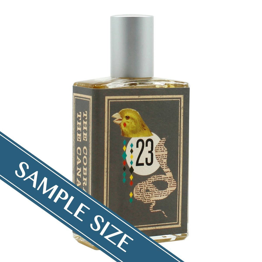 Primary image of Sample - The Cobra + The Canary EDP