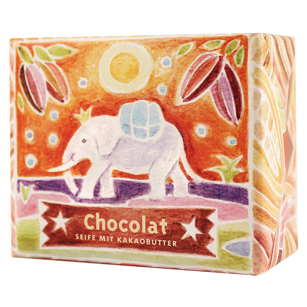 Primary image of Chocolate Bar Soap