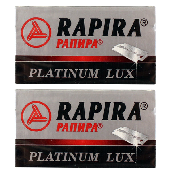 Primary image of Platinum Lux Double Edge Blades