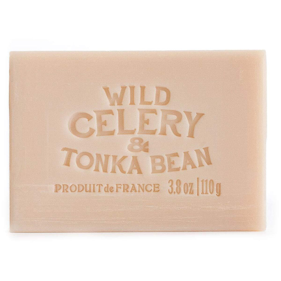 Primary image of Wild Celery + Tonka Bean Soap