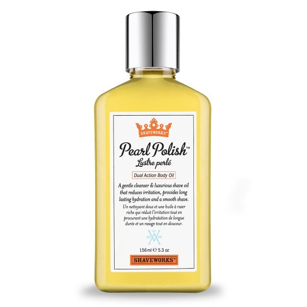 Primary image of Pearl Polish Dual Action Body Oil