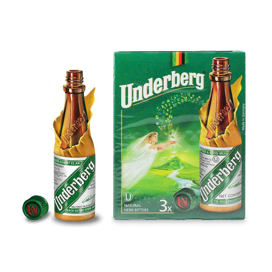 Primary image of Underberg Natural Herb Bitters (3 bottles)