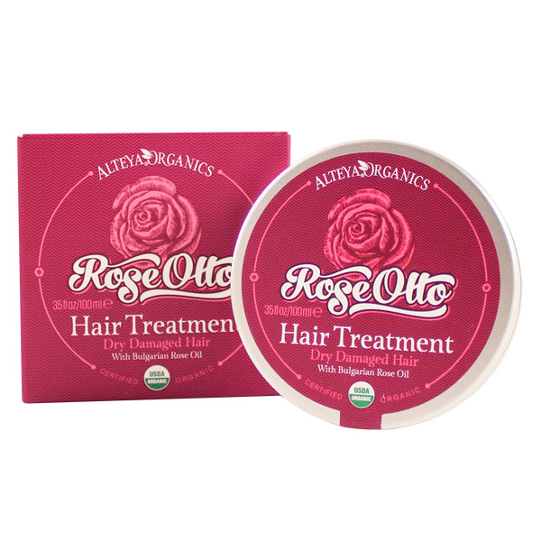Primary image of Rose Otto Hair Treatment