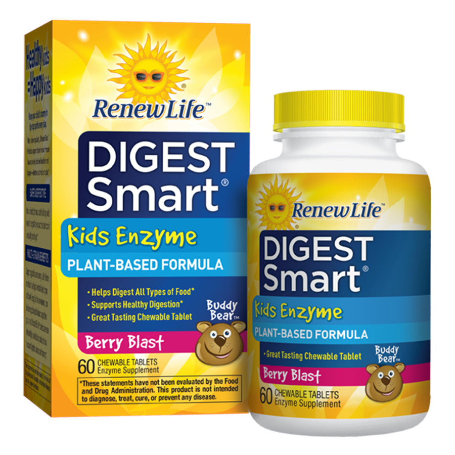 Primary image of Digest Smart Kids Enzyme