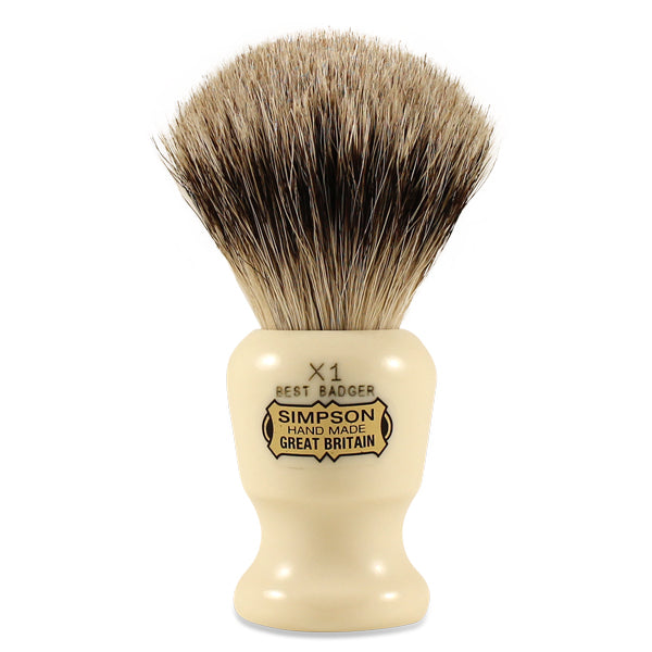 Primary image of Commodore X1 Best Badger Shave Brush
