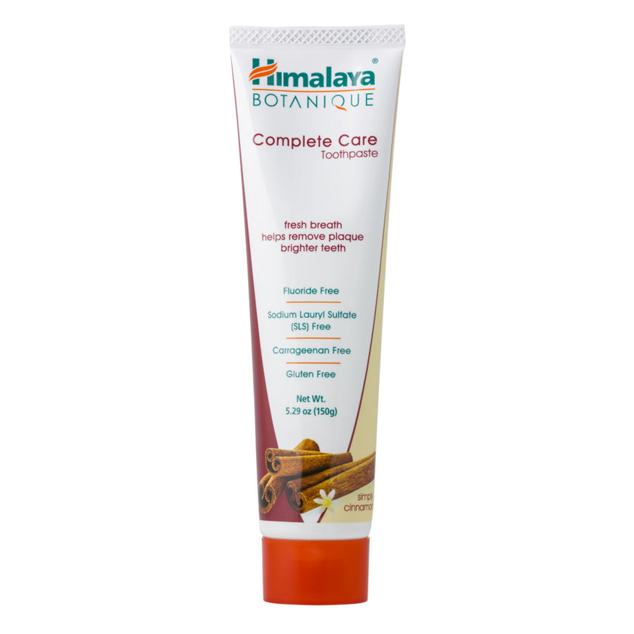 Primary image of Complete Care Simply Cinnamon Toothpaste