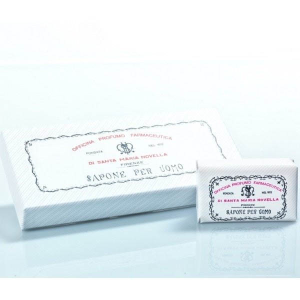 Primary image of Vetiver Box of 4 Soaps