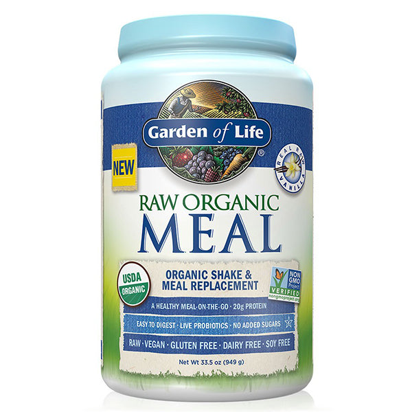 Primary image of Raw Organic Meal - Vanilla