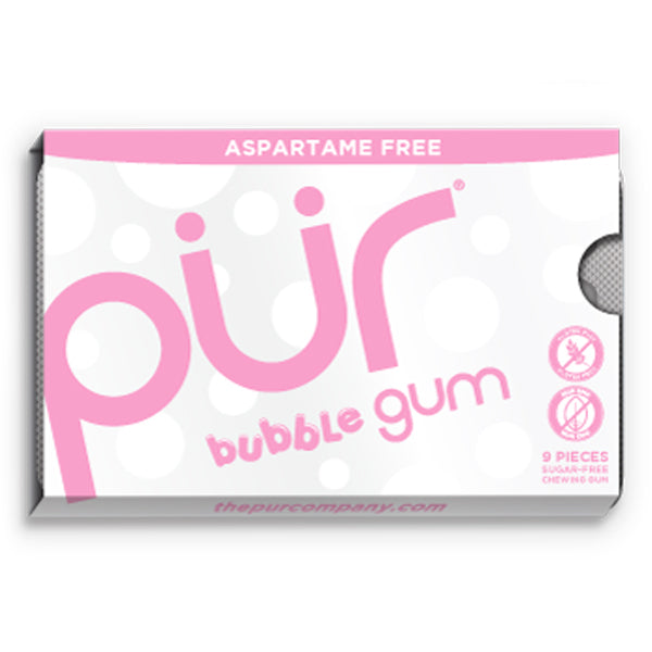 Primary image of PUR Gum Bubblegum pack