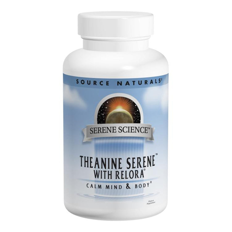 Primary image of Serene Science Theanine Serene with Relora