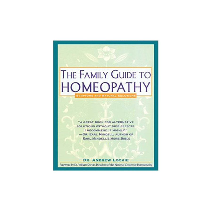 Primary image of Family Guide to Homeopathy