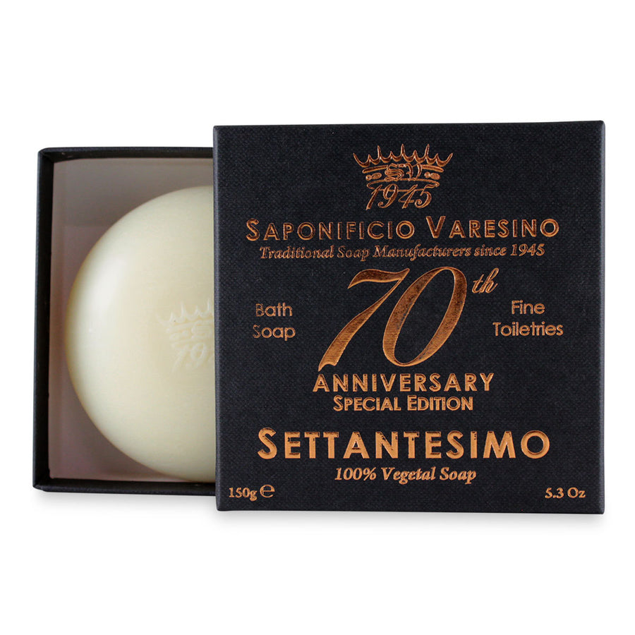 Primary image of 70th Anniversary Bath Soap