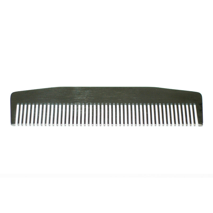 Primary image of Chicago Comb Model No. 3 - Black Finish 5.5 inches Comb