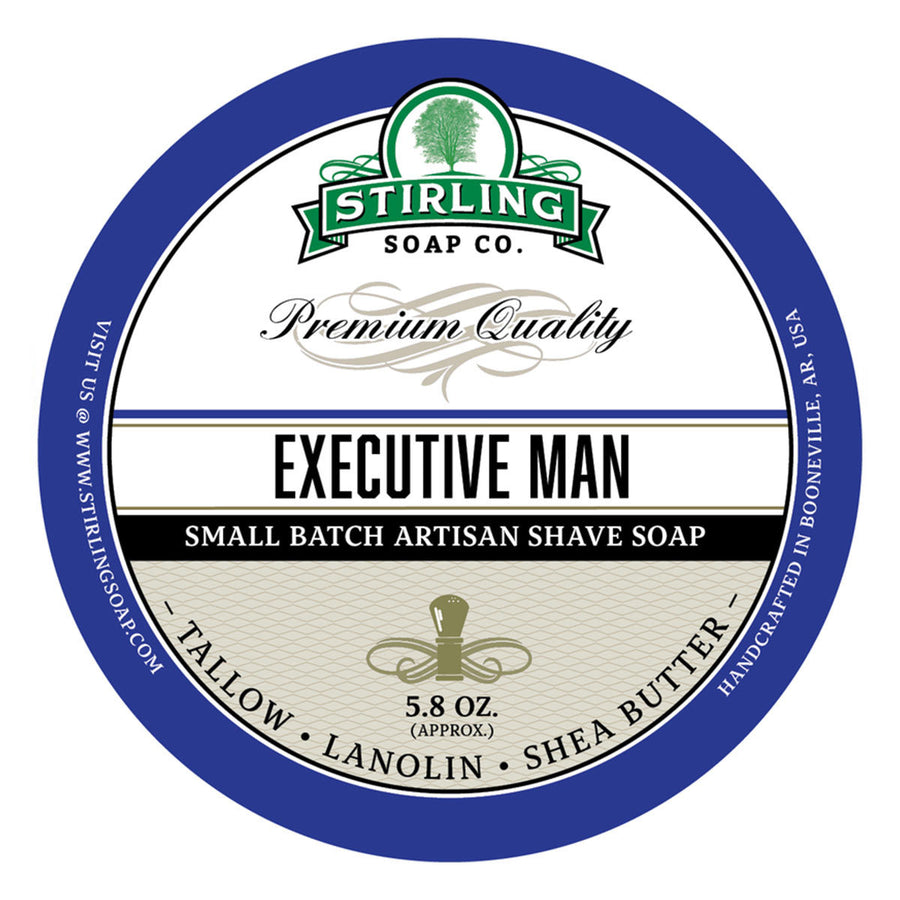 Primary image of Executive Man Shave Soap