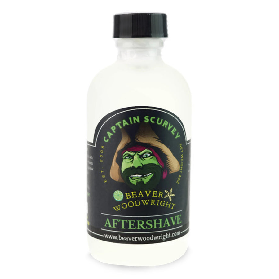 Primary image of Captain Scurvy Aftershave Splash