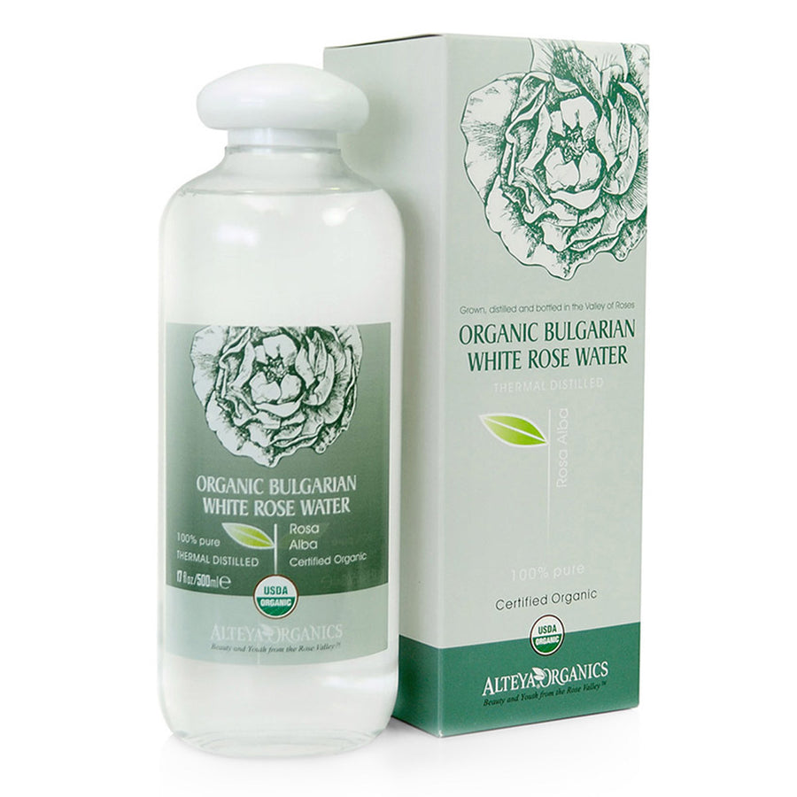Primary image of Organic Bulgarian White Rose Water