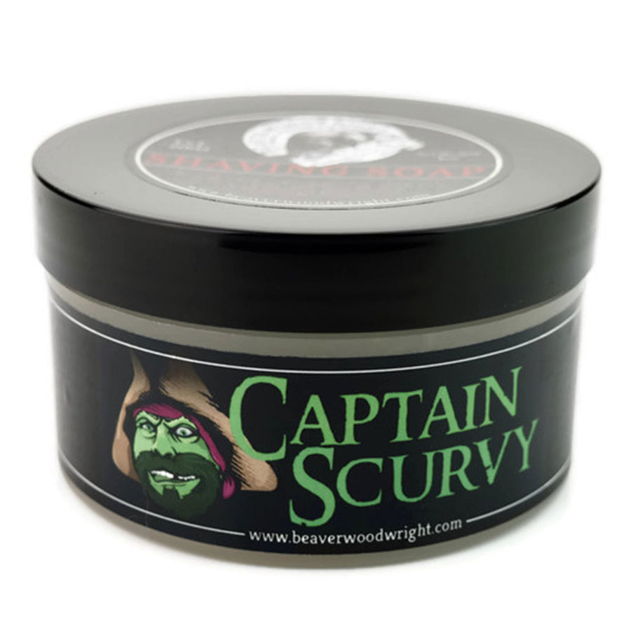 Primary image of Captain Scurvy Shave Soap