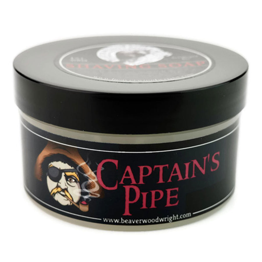Primary image of Captain's Pipe Shave Soap