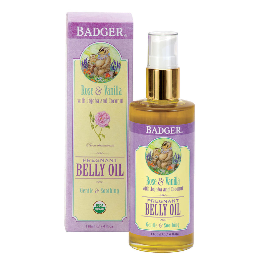 Primary image of Organic Pregnant Belly Oil