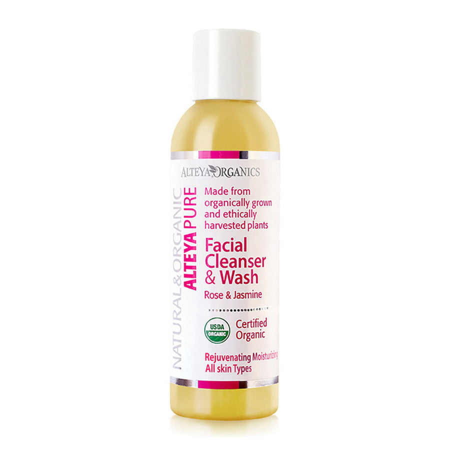 Primary image of Facial Cleanser + Wash - Rose + Jasmine