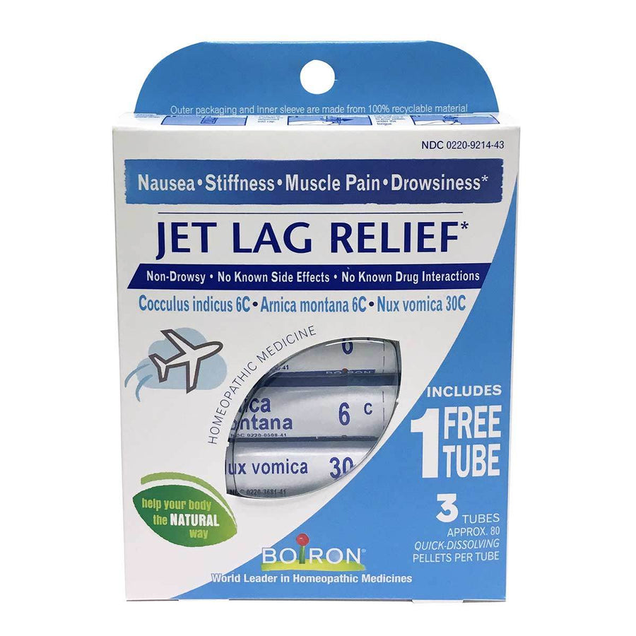 Primary image of Jet Lag Relief