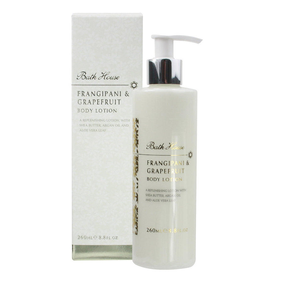 Primary image of Frangipani + Grapefruit Body Lotion
