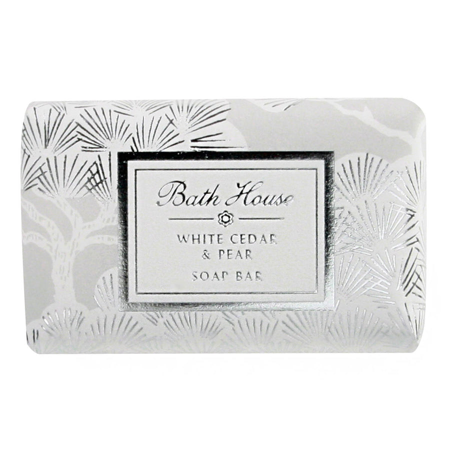 Primary image of White Cedar + Pear Soap Bar