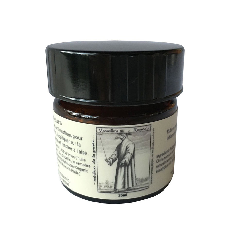 Primary image of Marseille's Remedy Traditional Thieves' Balm