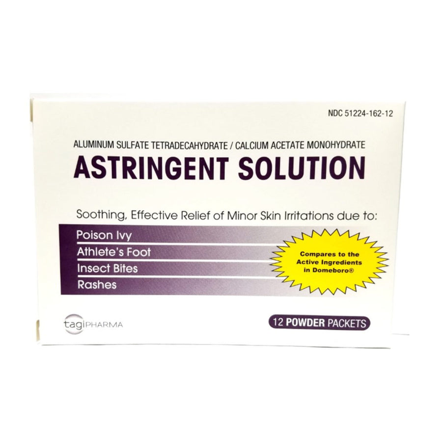 Primary image of Astringent Solution Powder Packs