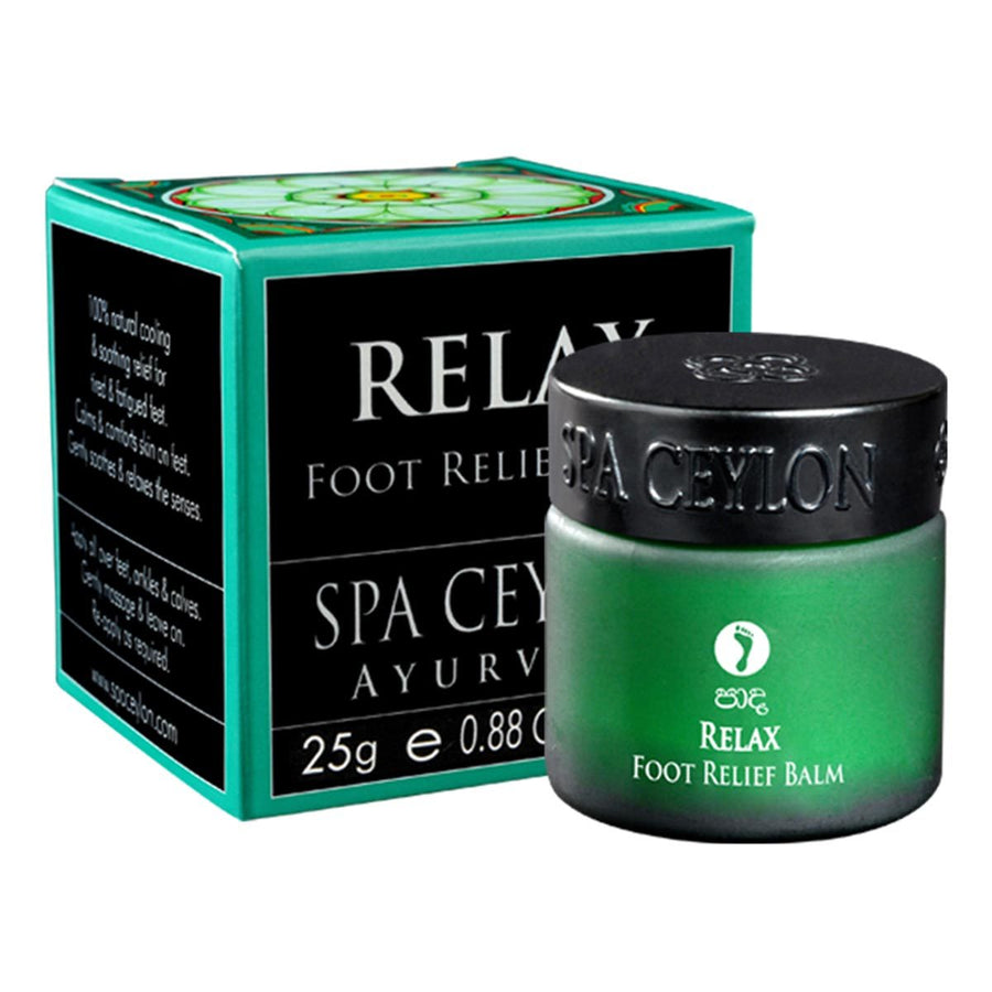 Primary image of Relax Foot Relief Balm